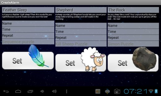 puzzle alarm clock apps android 3
