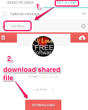 share file online