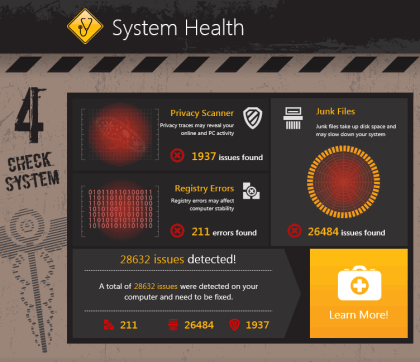 system health section