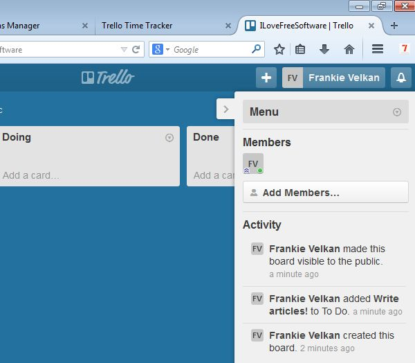time tracking addons firefox-9
