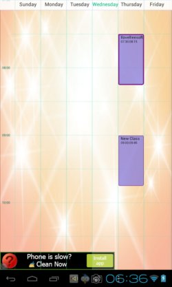 timetable apps for android 3
