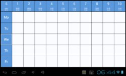 timetable apps for android 4