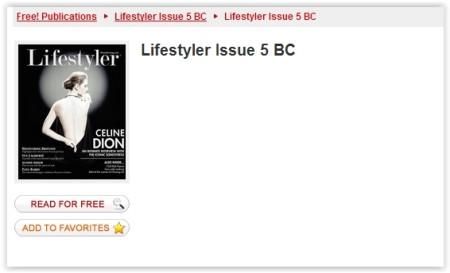 read magazines online