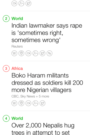 yahoo news digest news layout page