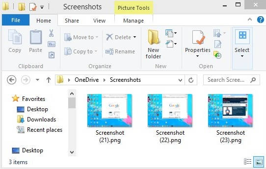 Change Output Folder-OneDrive