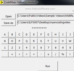 CodeMixer
