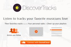 DiscoverTracks