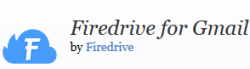 Firedrive for Gmail
