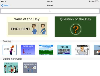 Illustrate Homepage