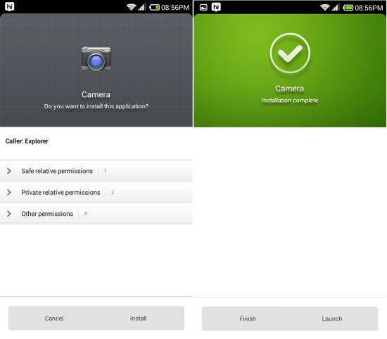 Install Moto X's Camera On Any Android Phone