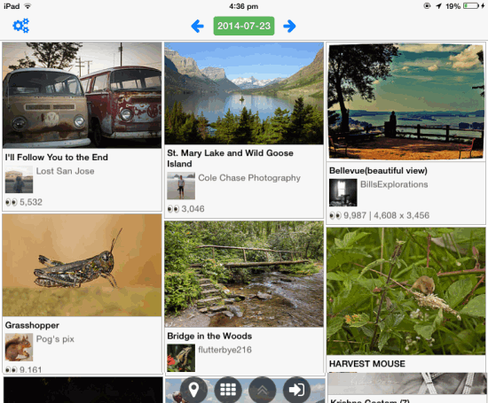 Interestingness For Flickr Free Homepage