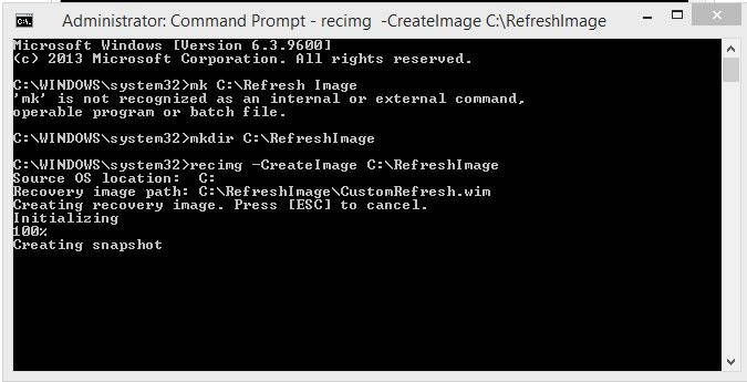 Refresh-CMD 1