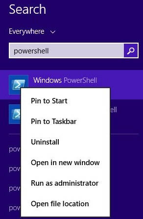 Remove Modern Apps-PowerShell