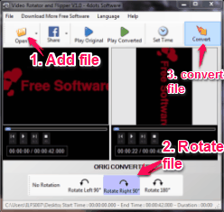 Rotate Videos - Featured Image