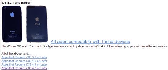 Select Exact iOS Version