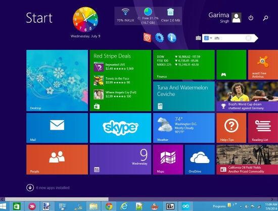 Start Screen Unlimited-Start Screen