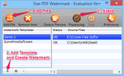 add watermark to PDF - Featured Image