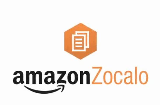 amazon zocalo header