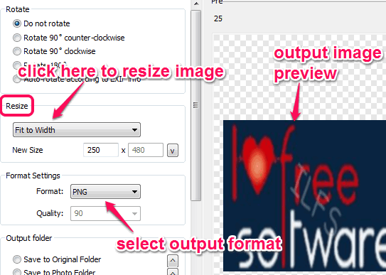 convert and resize image