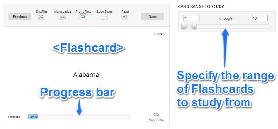 flashcards study