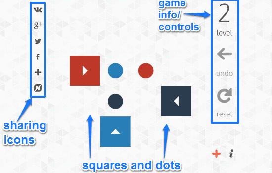 game of squares mainui