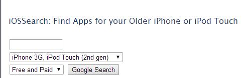 iOSSearch