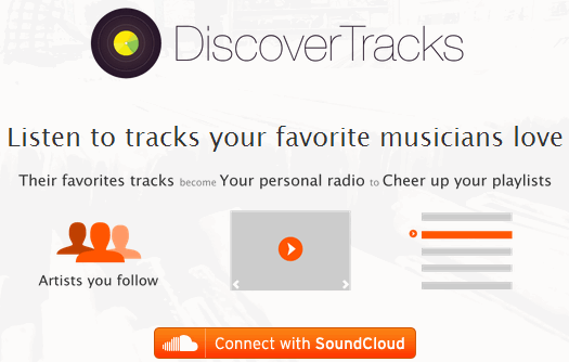 login to your SoundCloud account