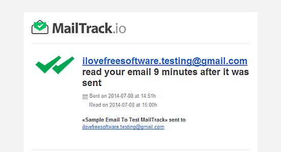 mailtrack header