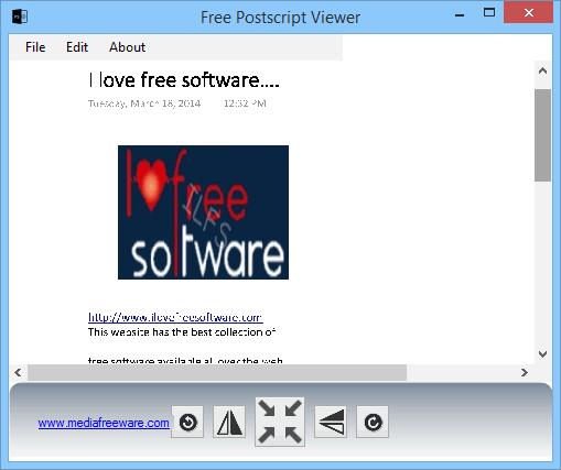 postscript file viewer - Free Postscript Viewer