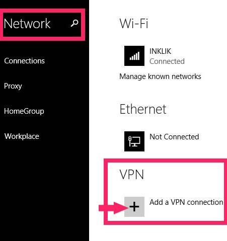 Add a VPN connection-2