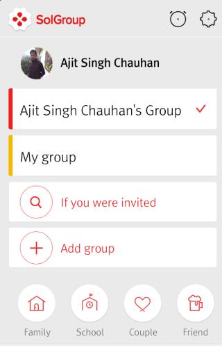 Adding Group