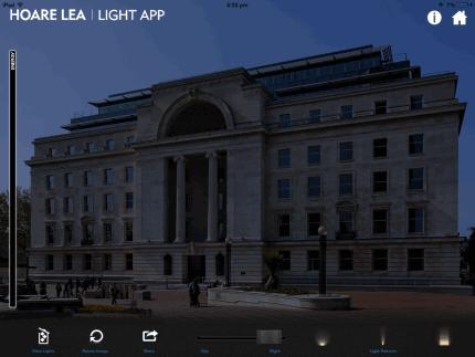 Adjusting Day Light Effect