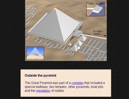 learn Egyptian pyramid facts