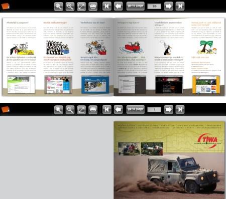 create brochures online