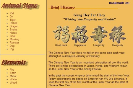 learn about Chinese astrology