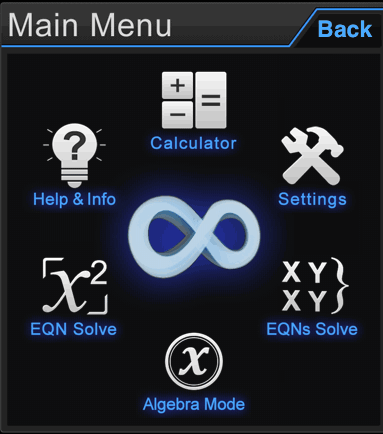 Different Calculator Modes