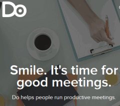 Do- schedule meetings and collaborate with friends