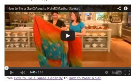 Fancy Indian Saris