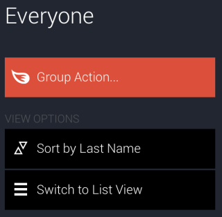 Group Action