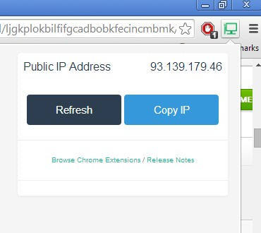 IP checker extensions google chrome 3