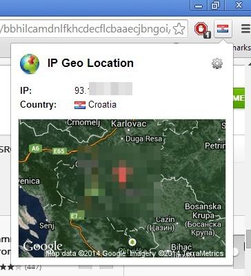 IP checker extensions google chrome 5