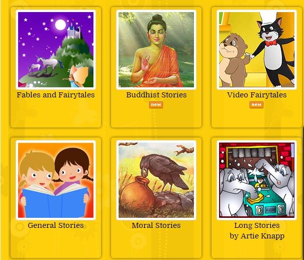 5 Free Storytelling Websites For Kids
