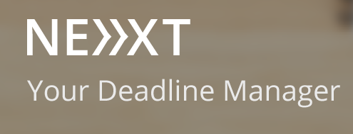 Next Deadline