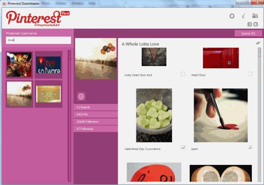 Pinterest Downloader- download Pinterest photos