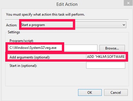 Prevent From AutoLogin-Actions
