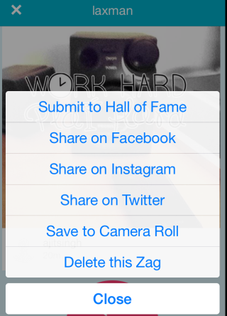 Submit to Hall of Fame