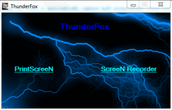 ThunderFox ScreeN Recorder