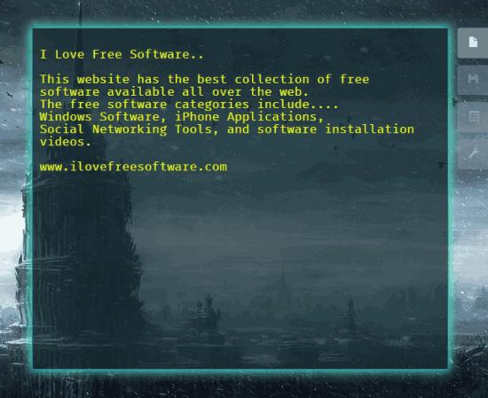 typWrittr- online text editor