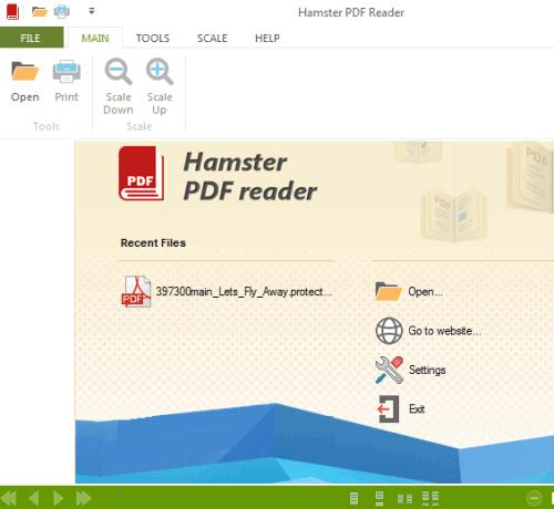 add a PDF file