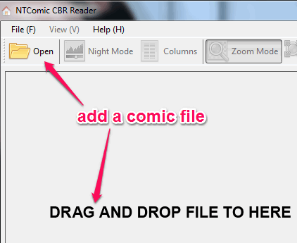 add comic file